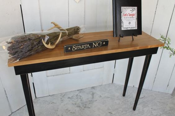 Custom table by Ronald Davis
