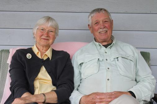 Alice and Jim Keighton