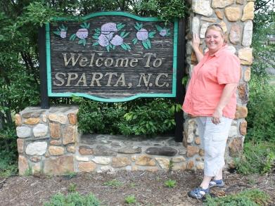 SRC Main Street Coordinator Kim Caudill