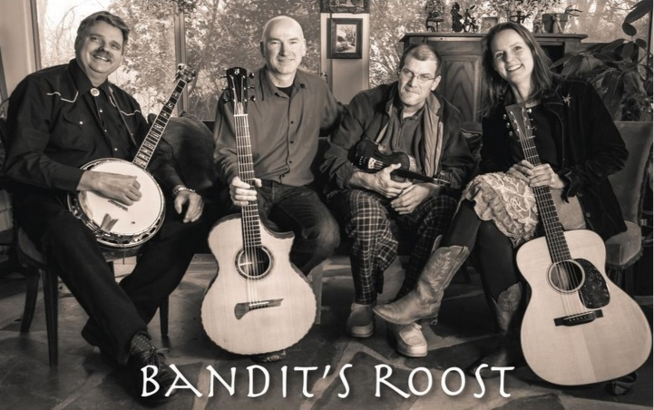 retrieved from www.banditsroostband.com