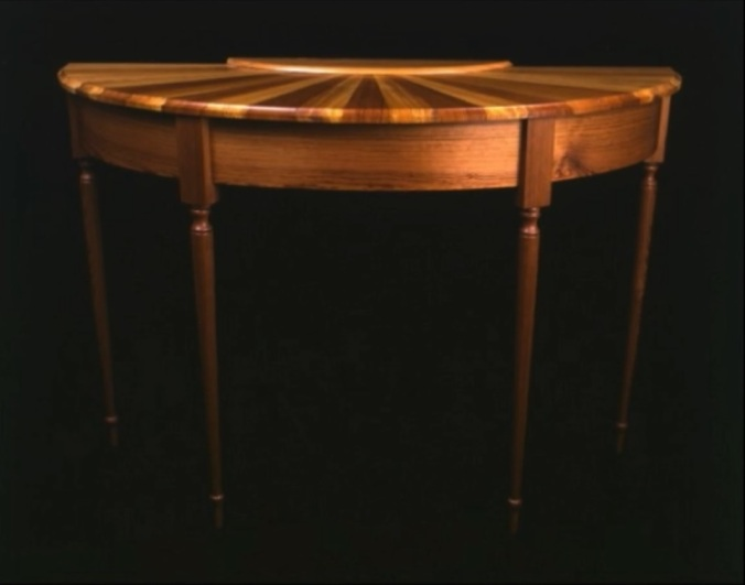durgin table