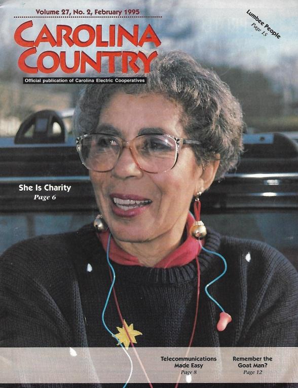 charity magazine